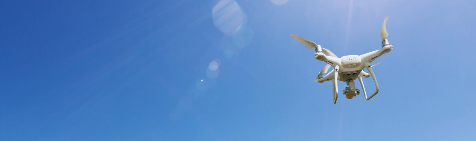 DRONE: il prossimo alleato degli impianti fotovoltaici!